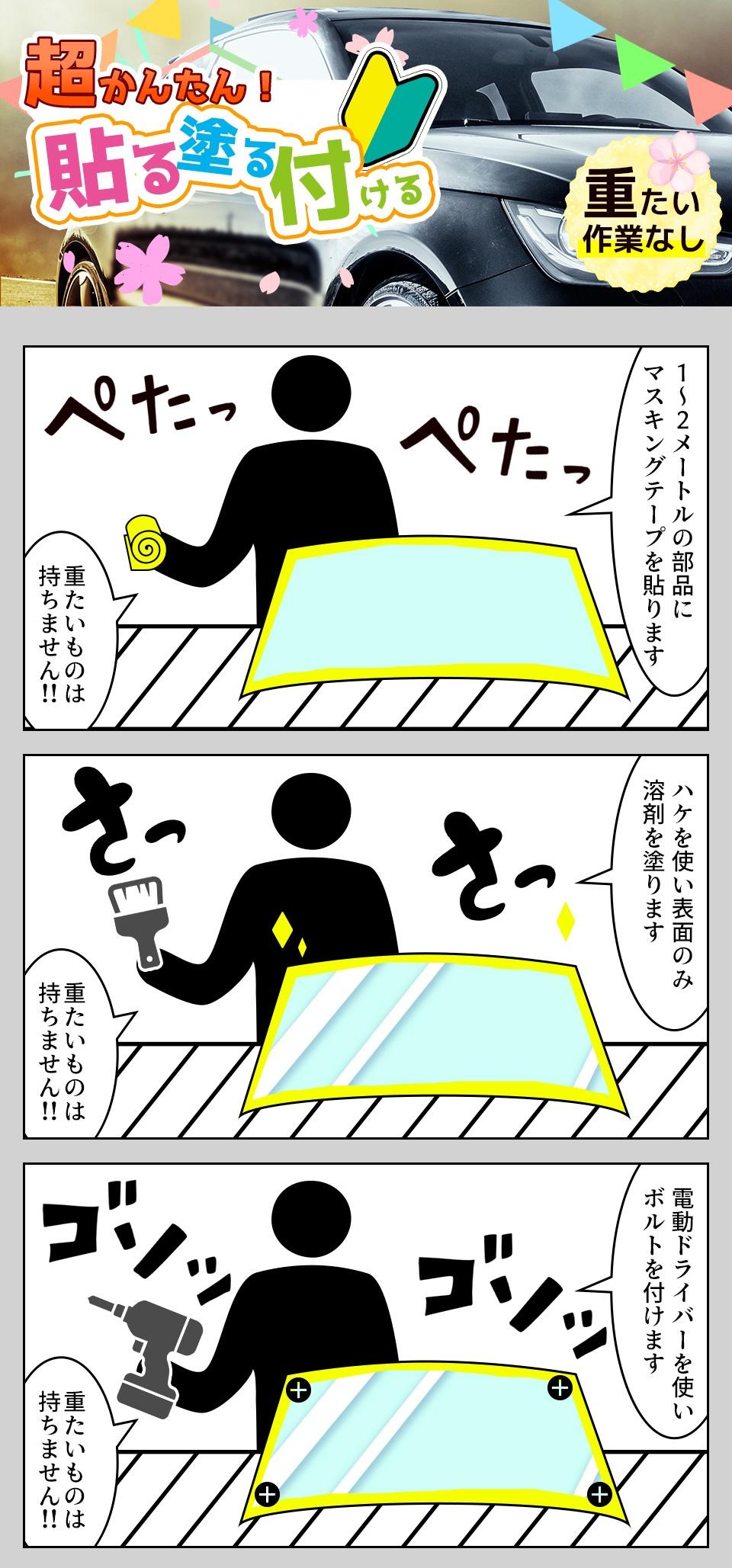 部品の組付け・軽作業 愛知県豊田市の派遣社員求人