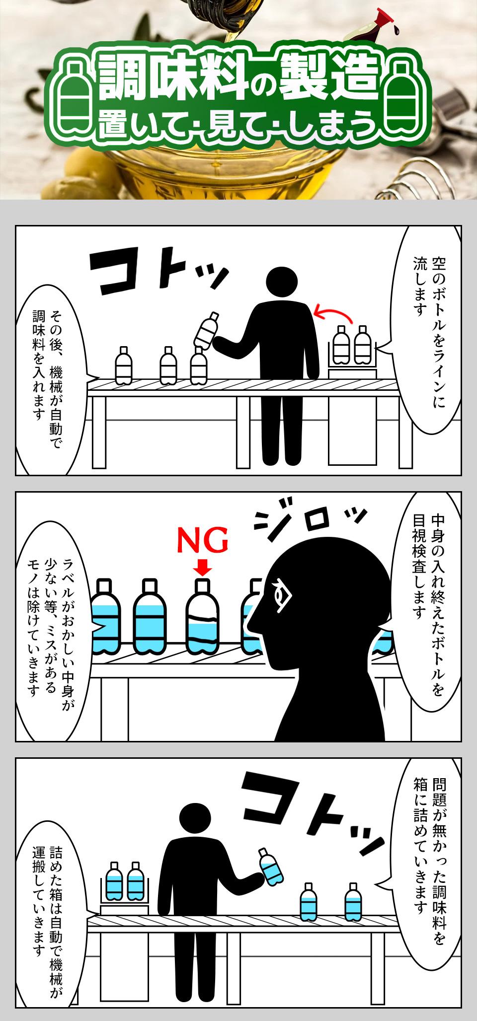 食品の検査・梱包 愛知県豊川市の派遣社員求人