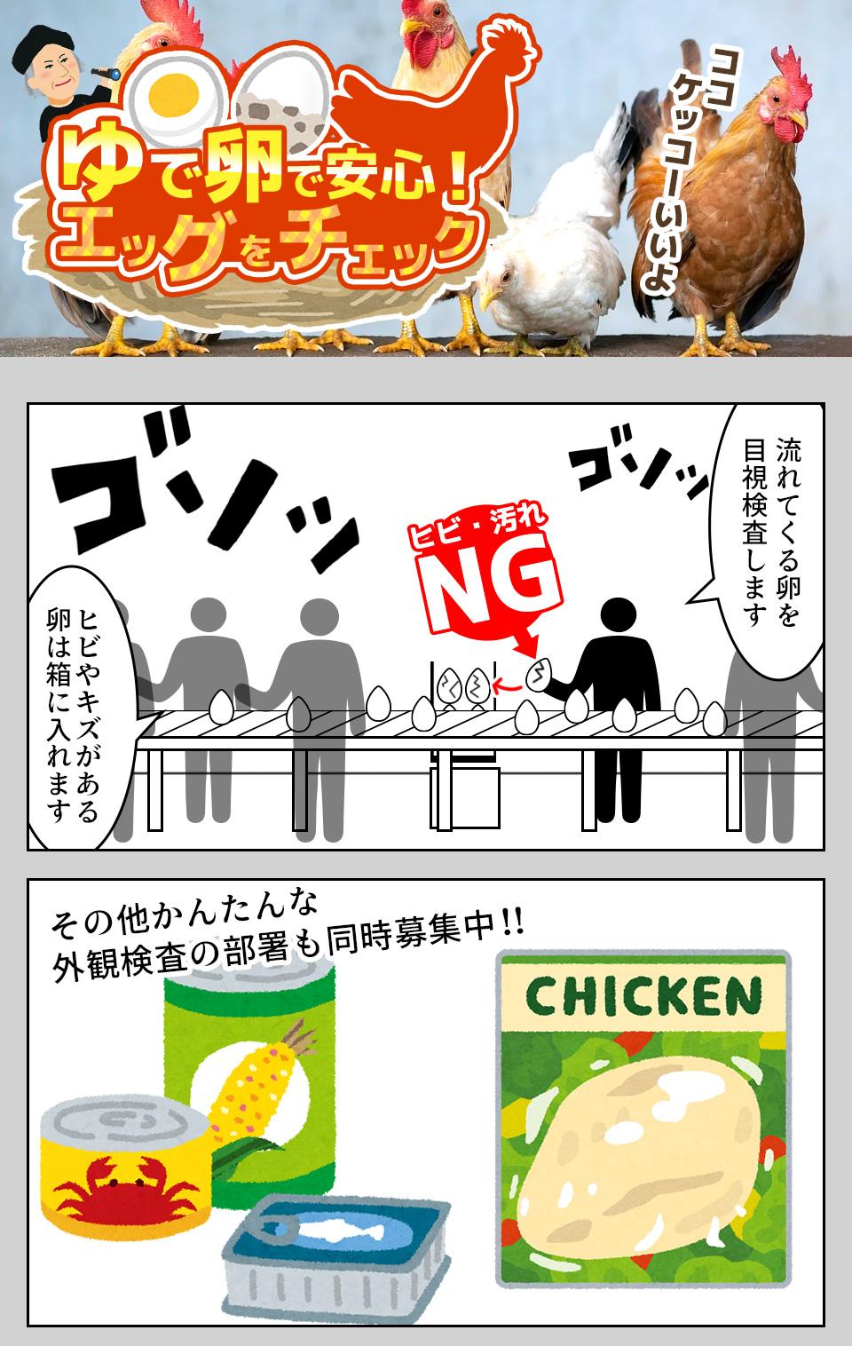 食品の検査 愛知県豊川市の派遣社員求人