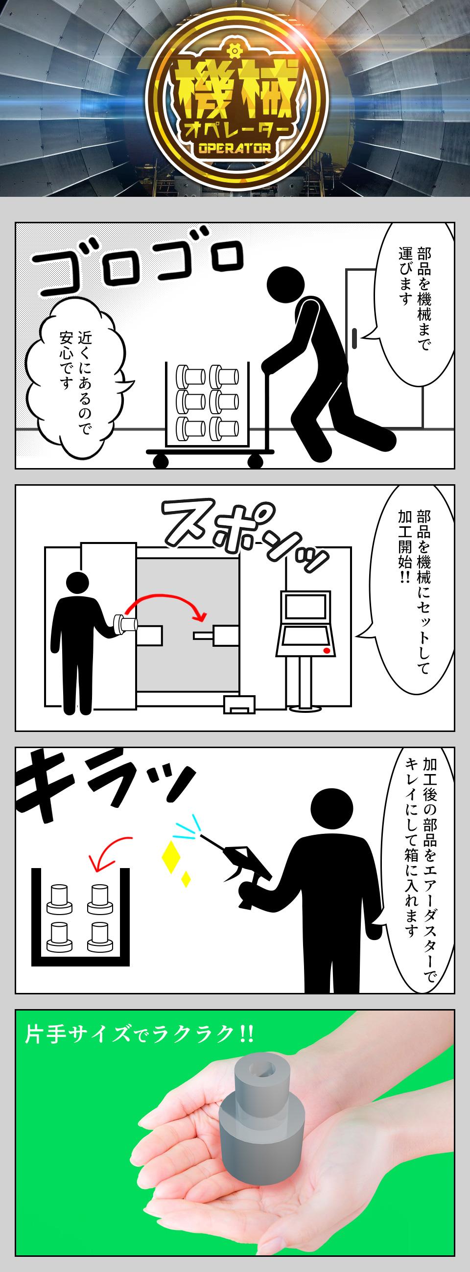 機械オペレーター 愛知県豊橋市の派遣社員求人