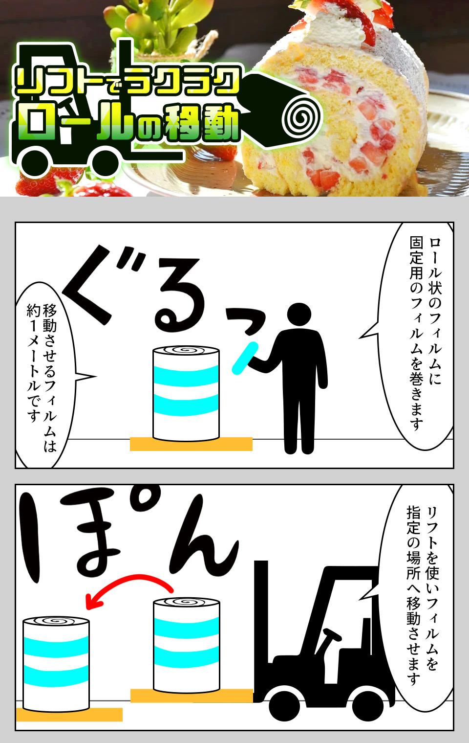 リフトでの運搬作業 愛知県豊橋市の紹介予定派遣求人